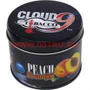 "Табак для кальяна Cloud 9 ""Peach Frennzy"" (Персик) 200 гр (США)"