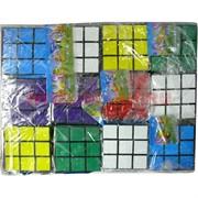 Игрушка кубик Рубика 5 см, цена за 12 шт