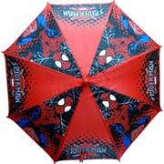 Зонт детский для мальчиков 19 дюймов, цена за 12 штук, рисунки в ассортименте