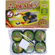 Ловушки Deadex для муравьев 6 штук