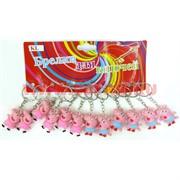 Брелок Свинка Пеппа (KL-768) цена за 120 шт