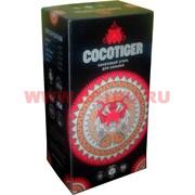 Уголь для кальяна CocoTiger 96 шт 1 кг кокосовый