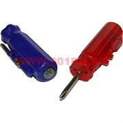Зажигалка газовая «Отвертка с компасом» цвета в ассортименте