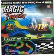Magic Tracks Машинка с трассой на 220 деталей (32 шт/кор)