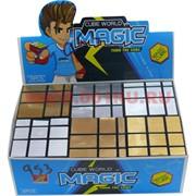 Кубик 6 см головоломка Magiс Cube 2 цвета 6 шт/уп