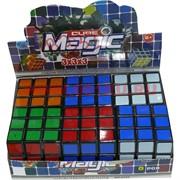 Кубик Головоломка 5,8 см с черным фоном Magic Cube