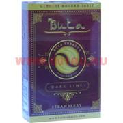 Buta Dark Line 50 гр «Strawberry» табак для кальяна Бута клубника