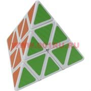 Головоломка Треугольник цветной 9,7 см