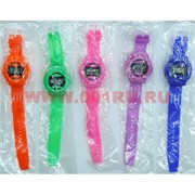 Часы детские 5 цветов 50 шт/уп