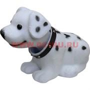 Собака с качающейся головой огромная 12 шт/уп