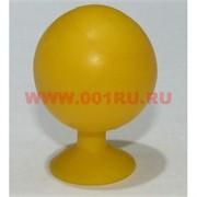 Игрушка для капсул (A-1194) желтая присоска 200 шт/уп