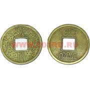 Игрушка для капсул «монета бронза 23 мм» 1000 шт/уп