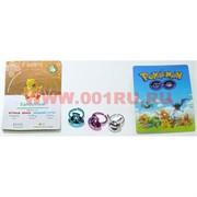Игрушка для капсул «кольцо покемонов» цена за 2 шт (20 пар/лист)