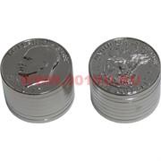 Гриндер металлический «доллар USA»