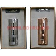 Зажигалка газовая Jobon турбо 2 цвета (6763-S12L)
