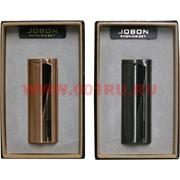 Зажигалка газовая Jobon турбо 2 цвета (6763-T12M)