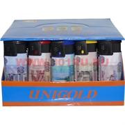 Зажигалка газовая Unigold «рубли» 50 шт/бл