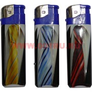 Зажигалка газовая Ognivo-Lighter «галстуки» 50 шт/бл
