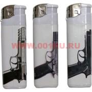 Зажигалка газовая Ognivo-Lighter «пистолеты» 50 шт/бл