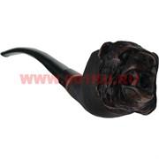 Трубка курительная из груши «медведя голова»