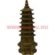 Пагода из полистоуна 16,5 см