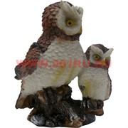 2 совы на ветке 11 см