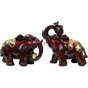 Два слона пара 30 см высота
