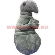 Игрушка мягкая Ждун серый 40 см