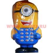Телефон игрушечный детский «миньон Стюарт»