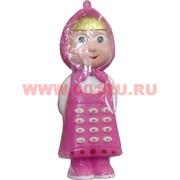 Телефон игрушечный детский «девочка»