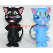"""Брелок-фонарик """"кот Том"""" со звуком"""