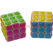 Кубик Головоломка с объемными гранями 6 см (4736)