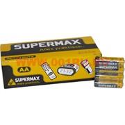 Батарейки SuperMax солевые АА 1,5 V 60 шт