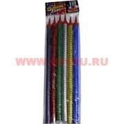 Свеча фейерверк 4 размер 30 см 200 шт/кор