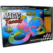 Magic Tracks 236 + деталей 11 скоростных дорог Мэджик Трэкс