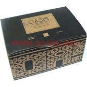 Кокосовый уголь Oasis Premium 72 шт для кальяна 25х25 мм