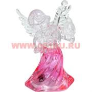 Светильник-ночник «Ангелочек со скрипкой» 9 см