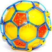Игрушка Шар прыгающий футбольный с музыкой