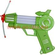 Игрушка Пистолет со звуком и светом (крутится)