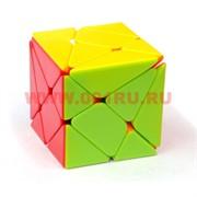 Игрушка головоломка 6-гранник цветная