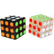 Игрушка головоломка 2 цвета «таблетка»