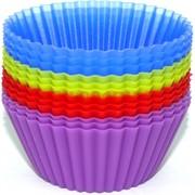 Силиконовые формы (2336) для кексов 12 малых (144 уп/кор)