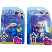 Funmonkey игрушка обезьянка на палец на 40 звуков