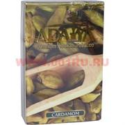 """Табак для кальяна Адалия 50 гр """"Cardamom"""" Турция Кардамон"""
