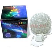 Гирлянда Шар цветочки LED 13 см диамер