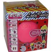 Кукла сюприз в шаре Lady Bug (Леди Баг)