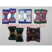 Резинки для детей ручной работы из глиттерного фоамирана (цена за пару)