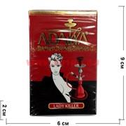 "Табак для кальяна Adalya 50 гр ""Ledi Killer"" (леди убийца) Турция"