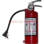 Зажигалка Огнетушитель газовая с фонариком
