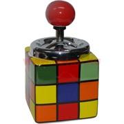 Пепельница керамическая «Кубик Головоломка»